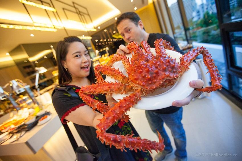 King Crab – Vua các loại cua